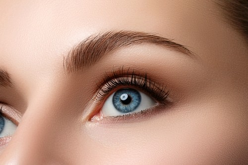 Droopy Eyelids Can Be Corrected with Blepharoplasty